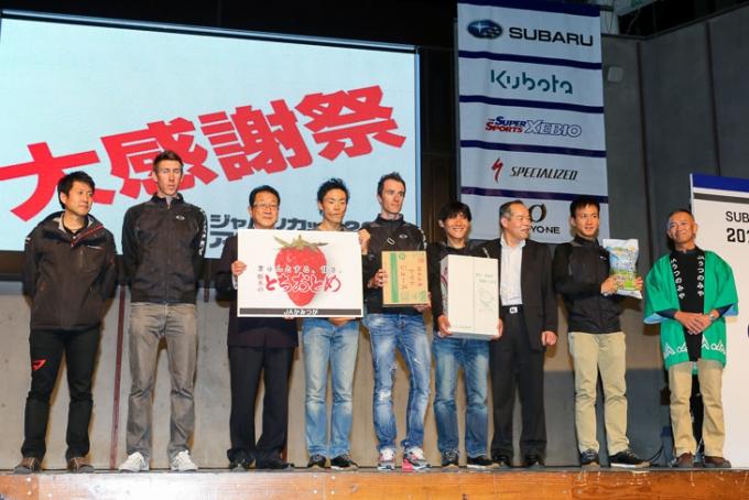 ブリヂストンアンカーサイクリングチーム