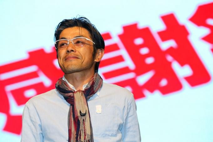 「清野慶太さんにヨーロッパへ来いと言われて始まった」と引退した宮澤崇史(ヴィーニファンティーニNIPPO)