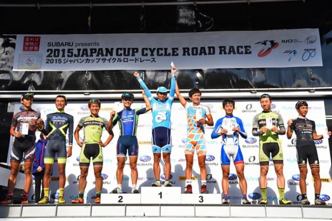 オープン2組は1位清宮洋幸(チャンピオンシステム)、中村龍太郎(イナーメ信濃山形)、辻本尚希(ラバネロ)