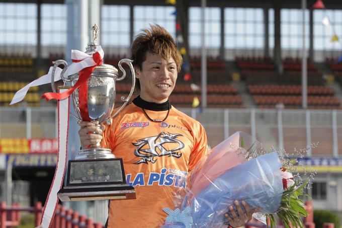 2011年アジア選手権ケイリン優勝など数々の実績を持つ浅井康太