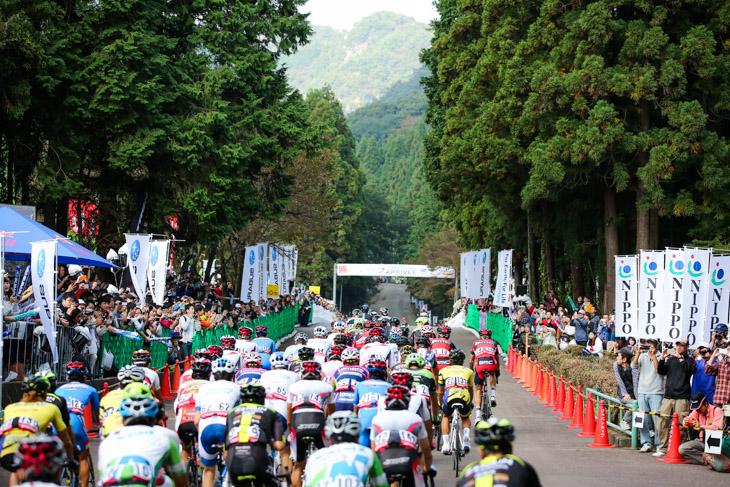 ジャパンカップ開催地・宇都宮市森林公園のコースの一部を試乗出来る『ジャパンカップサイクルフェスタ試乗会』