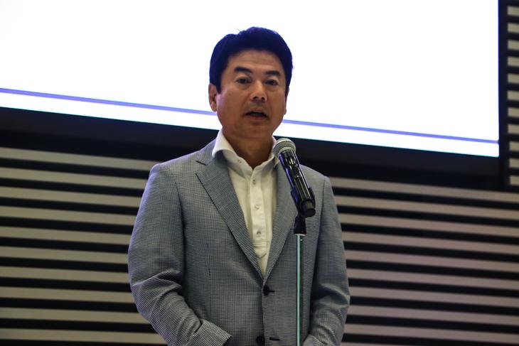 佐藤栄一宇都宮市長の挨拶