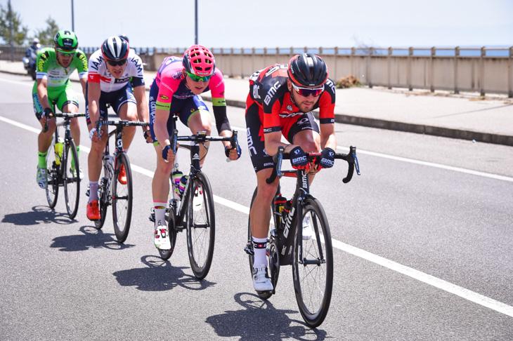 ツール・ド・リムザン2016総合優勝のジョセフ・ロスコフ(アメリカ、BMCレーシング)