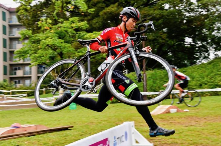 講師をつとめた宇都宮ブリッツェンシクロクロスチームの小坂光選手