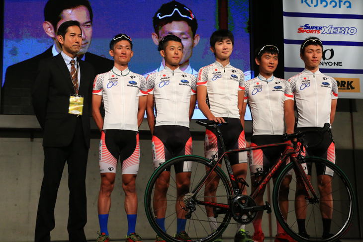 日本ナショナルチーム
