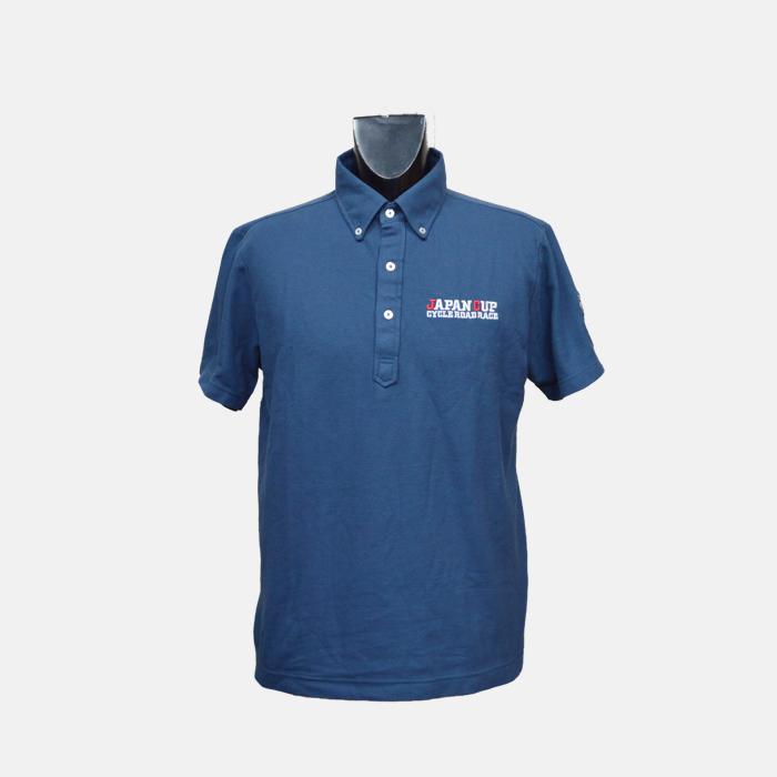 2017ジャパンカップオフィシャル半袖ポロシャツ ダークブルー