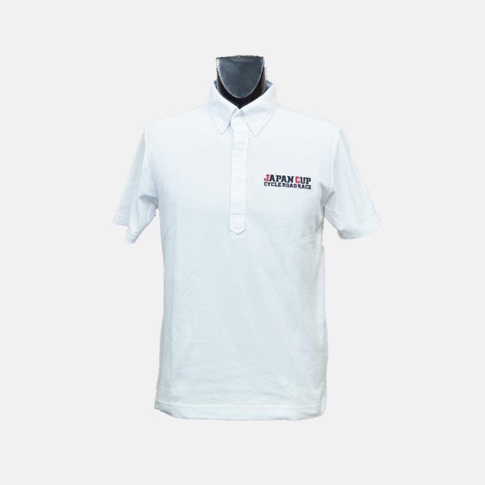 2017ジャパンカップオフィシャル半袖ポロシャツ ホワイト