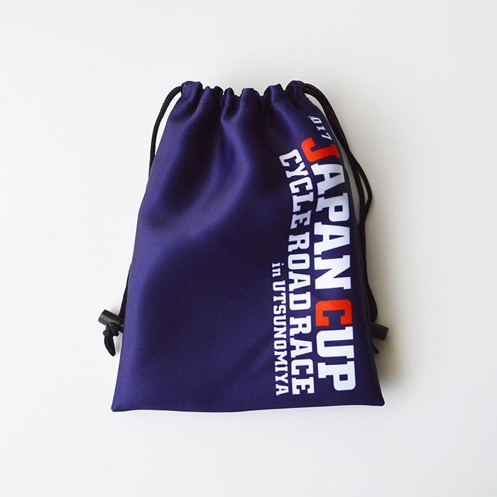 2017ジャパンカップミニ巾着