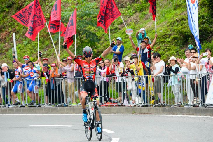 U23代表としてのレースを経験した雨澤毅明は今季Jプロツアーで2勝を挙げた