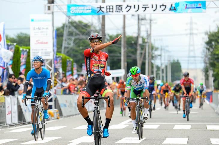 U23アジア選手権タイムトライアル覇者の小野寺玲