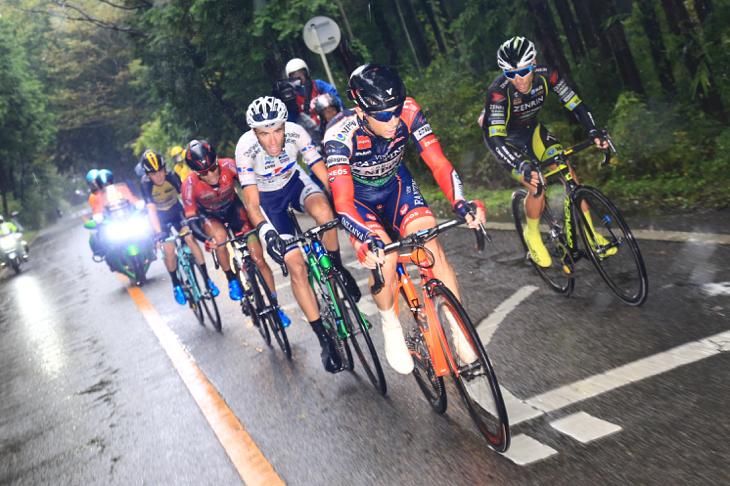 マルコ・カノラ(イタリア、NIPPO・ヴィーニファンティーニ)が大会初の土日連覇を達成した