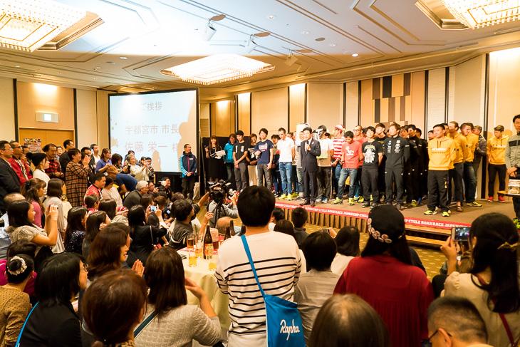 国内参加チームが一堂に会したジャパンプロレーサーファン大感謝祭
