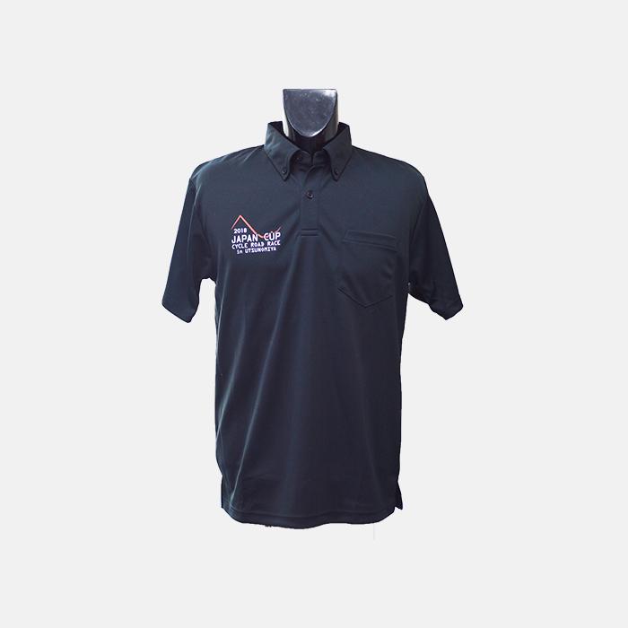 2018ジャパンカップオフィシャル半袖ポロシャツ ブラック