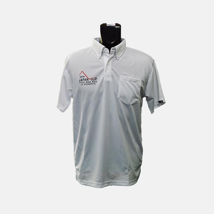2018ジャパンカップオフィシャル半袖ポロシャツ ホワイト