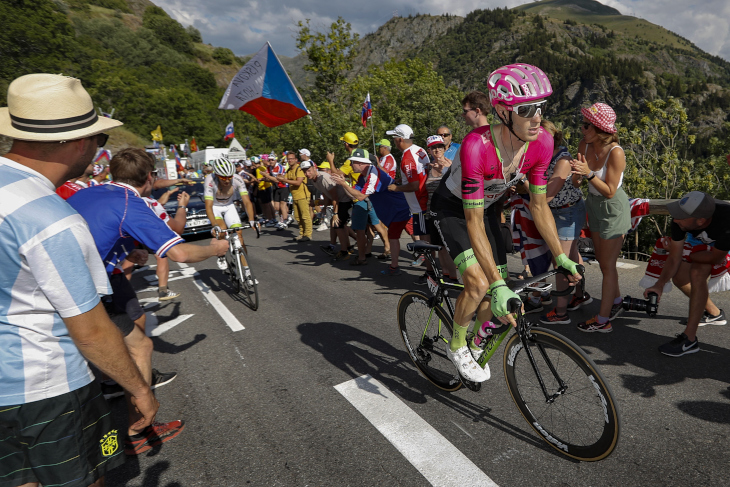 山岳レースで活躍するピエール・ロラン(フランス)