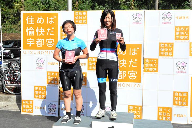 チャレンジ女子 表彰