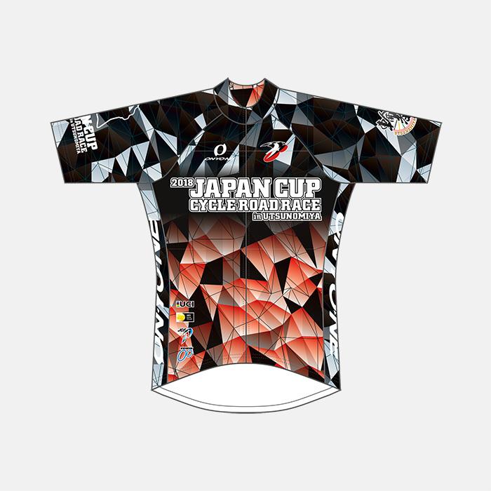 2018ジャパンカップ記念 半袖ジャージ