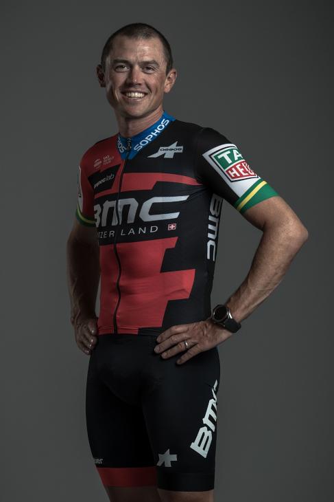 サイモン・ゲランス / GERRANS Simon (オーストラリア / AUS)