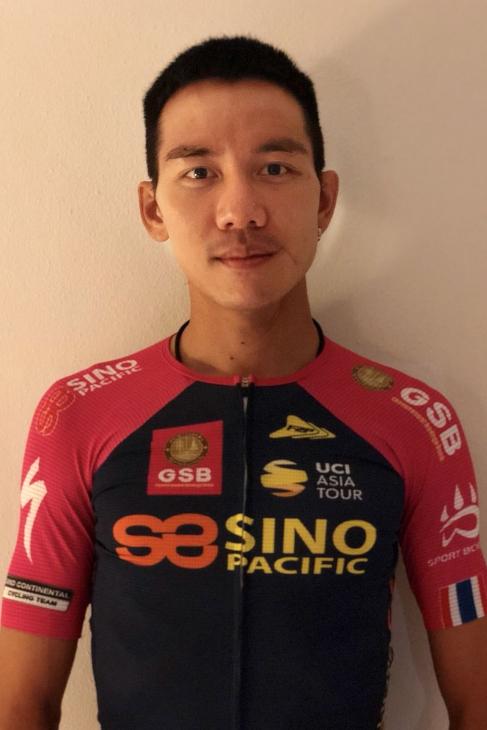 プーチョン・サイウドンシン / SAIUDOMSIN Phuchong (タイ / THA)
