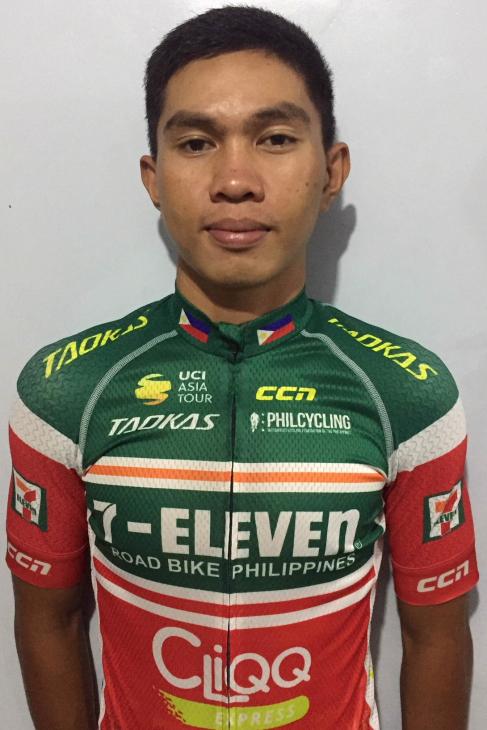 ダニエル・ヴェン・カリーニョ / CARIÑO Daniel Ven (フィリピン / PHI)