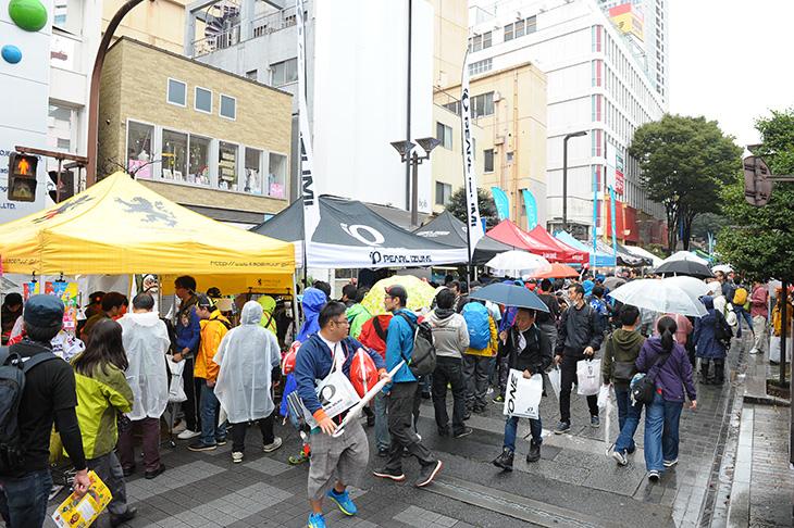 昨年のジャパンカップストリートの様子
