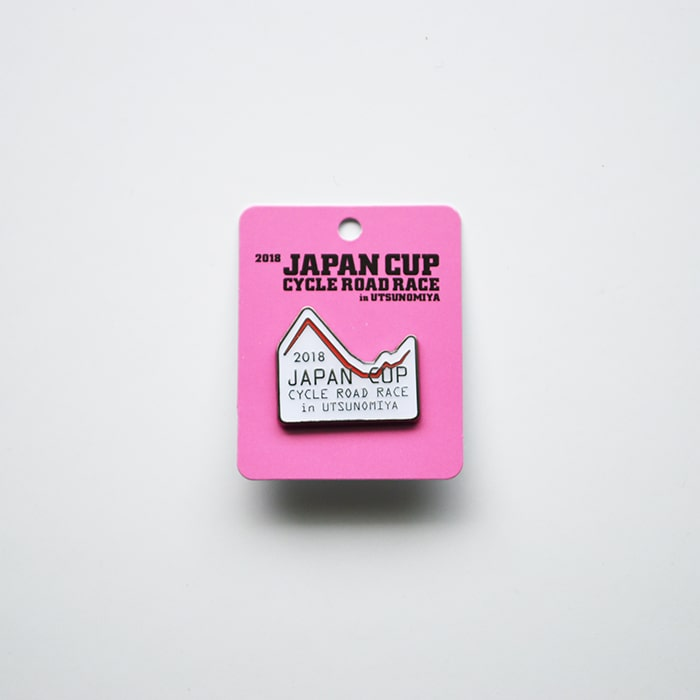 2018ジャパンカップピンバッジ
