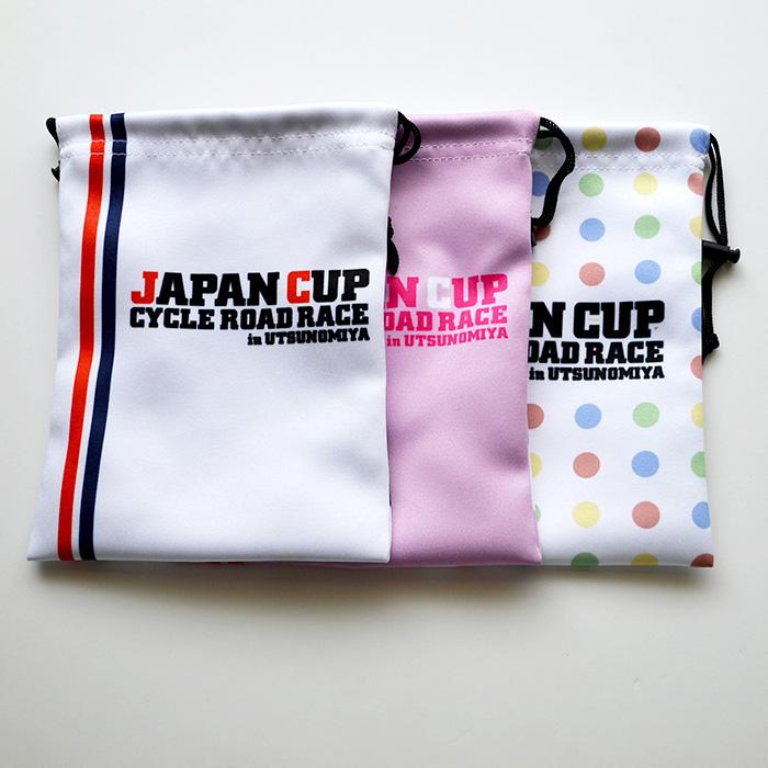 2018ジャパンカップミニ巾着