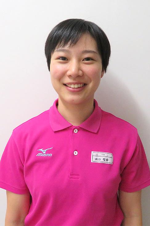 坂口聖香(日本競輪学校 第116回生徒)