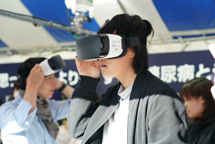 ジャパンカップコースのVR体験もできちゃいます
