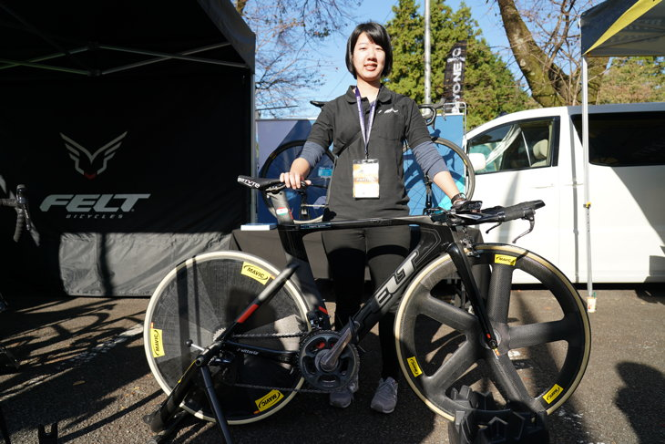 中村龍太郎の全日本TT優勝バイクにまたがってSNS投稿をするとプレゼント!