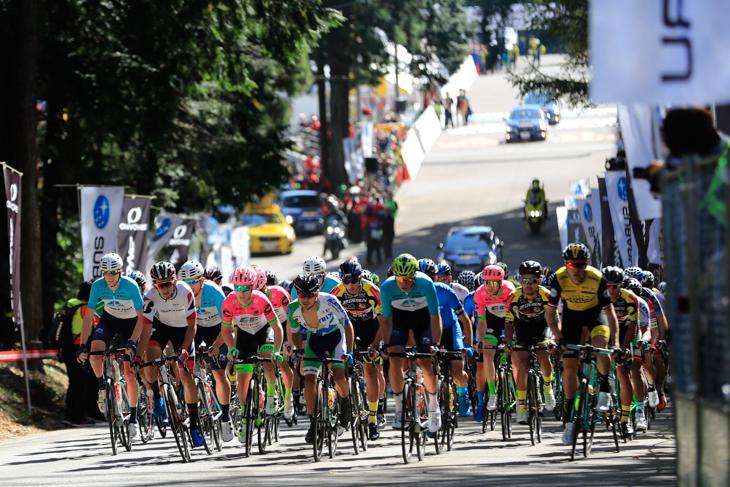 過去最高人数でのスタートとなったジャパンカップサイクルロードレース