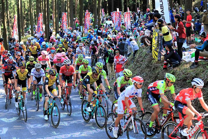 宇都宮市森林公園が舞台となるジャパンカップサイクルロードレース