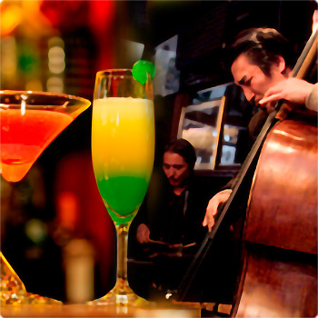 ジャズとカクテルの街、宇都宮