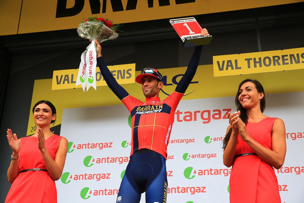 3大ツール全てで総合優勝しているヴィンチェンツォ・ニバリ(イタリア、バーレーン・メリダ)