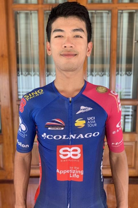 サラウット・シリロンナチャイ/ Sarawut SIRIRONNACHAI(タイ/THA)