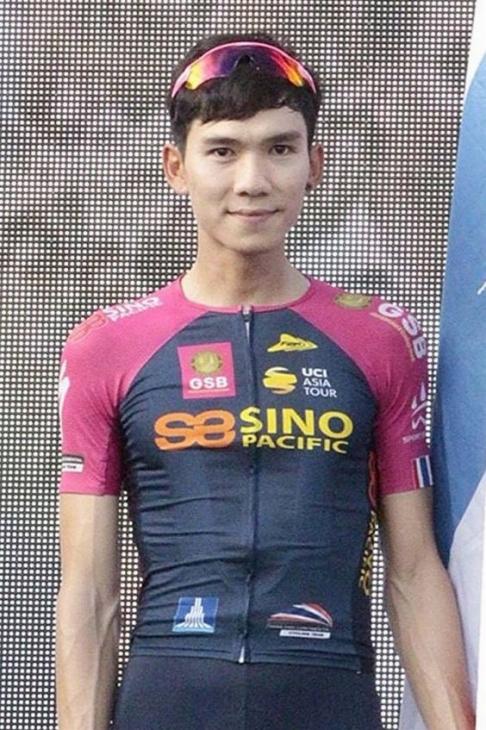 ピーラポン・チャオチェンクワン/ Peerapol CHAWCHIANGKWANG(タイ/THA)