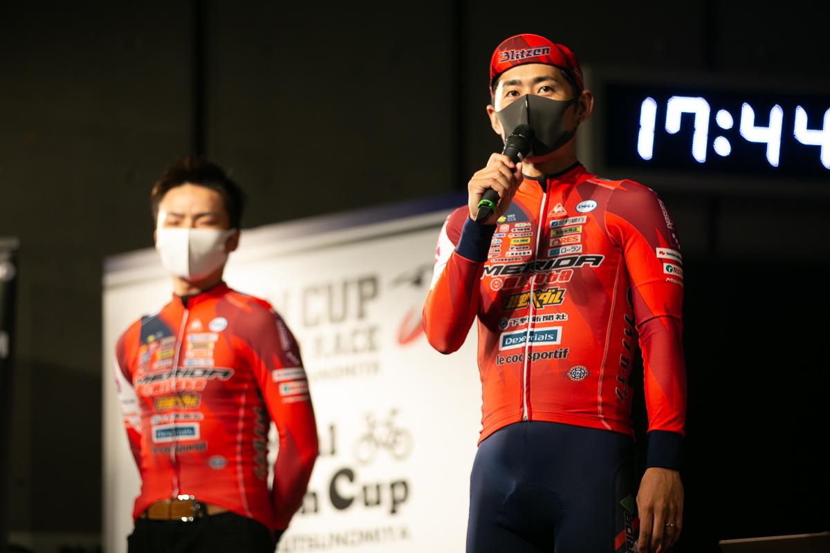 小坂光(宇都宮ブリッツェン)「こういう形で海外の選手たちと走れるのはすごく嬉しい」