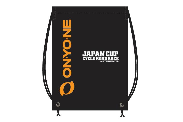ONYONE製オリジナルロゴ入り『ランドリーバッグ』
