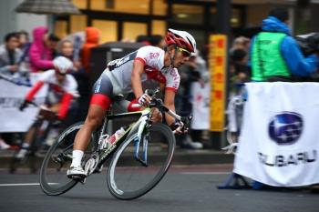 10周目のスプリント賞を獲得した吉田隼人(ジャパンナショナルチーム)