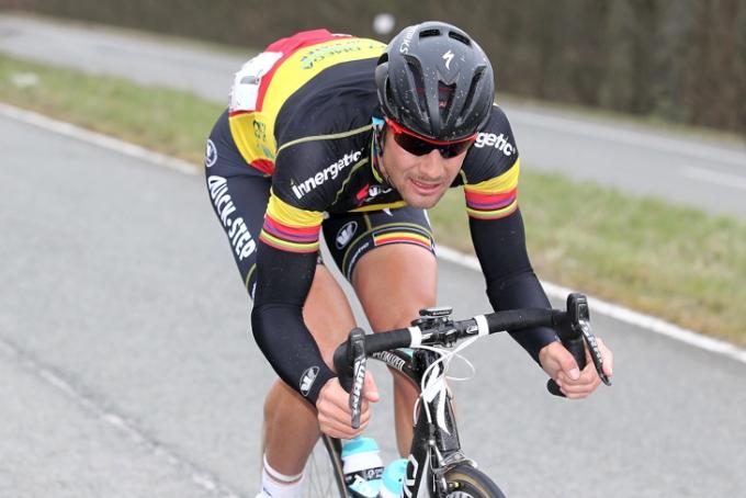 パリ〜ルーベ4勝など、輝かしい実績を持つトム・ボーネン(ベルギー、オメガファーマ・クイックステップ)