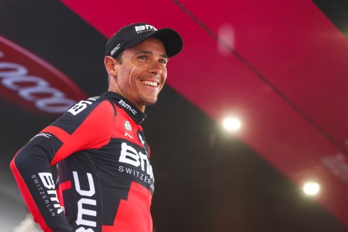 ジロ・デ・イタリア2015でステージ2勝を挙げたフィリップ・ジルベール