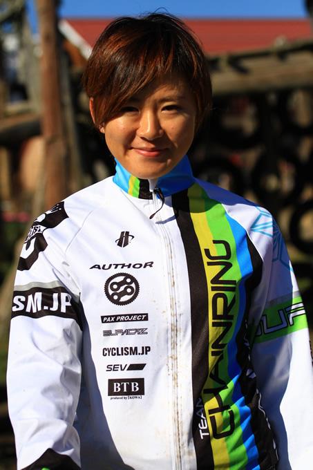 武田和佳(Team CHAINRING)