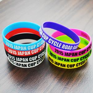 ジャパンカップ2015シリコンリストバンド