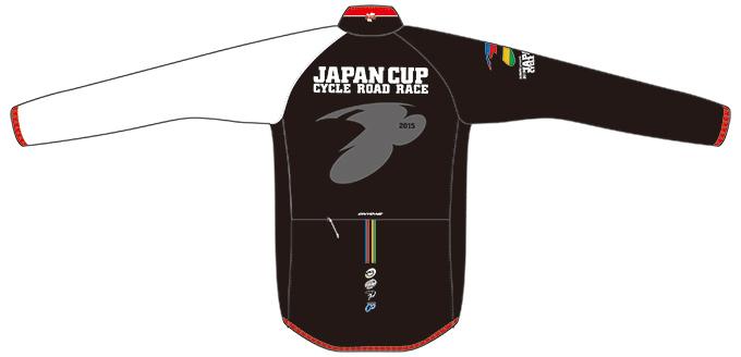 2015ジャパンカップ記念ウィンドブレーカー(後)