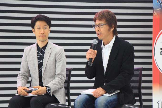 今年も今中大介さん、栗村修さんをゲストとしてお招きします
